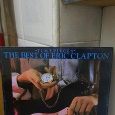Discos de vinilo: LP THE BEST OF ERIC CLAPTON. Lote 186029237