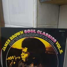 Discos de vinilo: LP JAMES BROWN SOUL CLASSICS VOL.II.. Lote 186029836