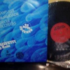 Discos de vinilo: BEBU SILVETTI – SPRING RAIN . Lote 186031770
