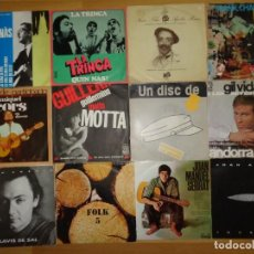 Dischi in vinile: LOTE 20 DISCOS DE LA NOVA CANÇO CATALANA. Lote 186032252