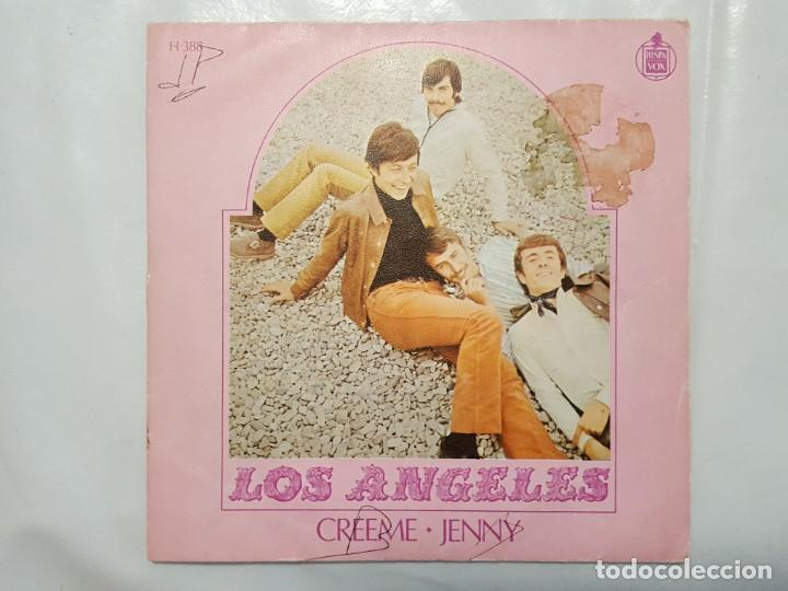 Discos de vinilo: SINGLE / LOS ANGELES / CREEME - JENNY / 1968 - Foto 1 - 186042033