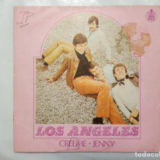 Discos de vinilo: SINGLE / LOS ANGELES / CREEME - JENNY / 1968. Lote 186042033
