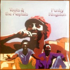 Discos de vinilo: TOOTS & THE MAYTALS - FUNKY KINGSTON. Lote 186042780
