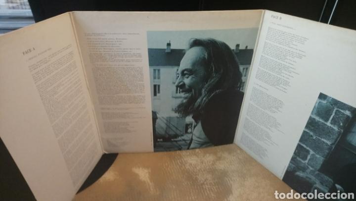 Discos de vinilo: Glenmor–Princes, Entendez Bien ... . Lp vinilo Francia. 1973. Buen estado - Foto 2 - 186049247