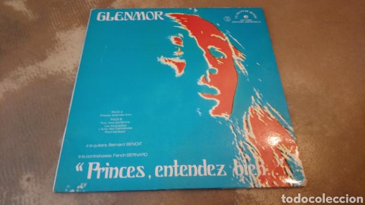 Discos de vinilo: Glenmor–Princes, Entendez Bien ... . Lp vinilo Francia. 1973. Buen estado - Foto 3 - 186049247