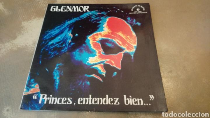 GLENMOR–PRINCES, ENTENDEZ BIEN ... . LP VINILO FRANCIA. 1973. BUEN ESTADO (Música - Discos - LP Vinilo - Pop - Rock - Extranjero de los 70)