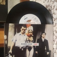 Discos de vinilo: INXS HEAVEN SENT SINGLE GERMANY 1992 PDELUXE. Lote 186053031