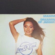 Discos de vinilo: LARA ST PAUL 'MAMMA' 1981. Lote 186057588