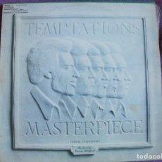 Discos de vinilo: LP - TEMPTATIONS - MASTERPIECE (SPAIN, TAMLA MOTOWN 1973). Lote 186060678