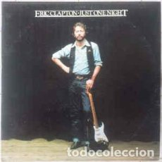 Discos de vinilo: ERIC CLAPTON – JUST ONE NIGHT . Lote 186072631