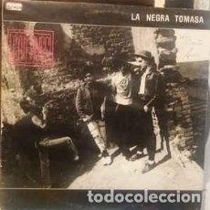 Discos de vinilo: CAIFANES – LA NEGRA TOMASA . Lote 186072707