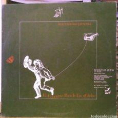 Discos de vinil: MACROMASSA - EL CONCIERTO PARA IR EN GLOBO LP EDA 1980. Lote 186075498