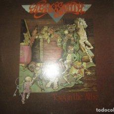 Discos de vinilo: AEROSMITH - TOYS IN THE ATTIC LP - ORIGINAL U.S.A. - COLUMBIA RECORDS 1975 - PC 33479 . Lote 186077317