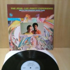 Disques de vinyle: THE JEAN-LUC PONTY EXPERIENCE WITH THE GEORGE DUKE TRIO. Lote 186084741