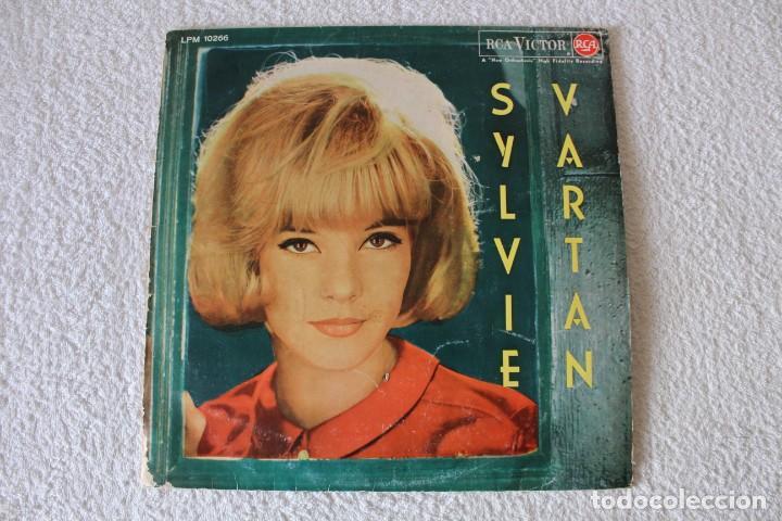 SYLVIE BARTAN: SYLVIE BARTAN M. T. - LP RCA VICTOR 1964 (Música - Discos - LP Vinilo - Canción Francesa e Italiana)