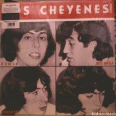Discos de vinilo: LOS CHEYENES - ¡¡LOS CHEYENES!! LP VINILÍSSIMO 2010. Lote 186086273