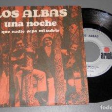 Discos de vinilo: DISCO VINILLO LOS ALBAS - DEL AÑO 1971. Lote 186087097