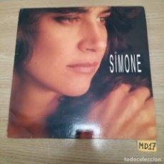 Discos de vinilo: SIMONE. Lote 186087280