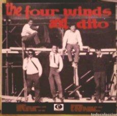 Discos de vinilo: FOUR WINDS AND DITO 10 PULGADAS LP ELECTRO HARMONIX 2013. Lote 186089746
