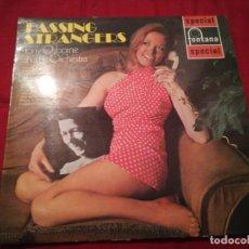 Discos de vinilo: DISCO PASSING STRANGERS TONY OSBORNE AND HIS ORCHESTRA 1969. Lote 186091258