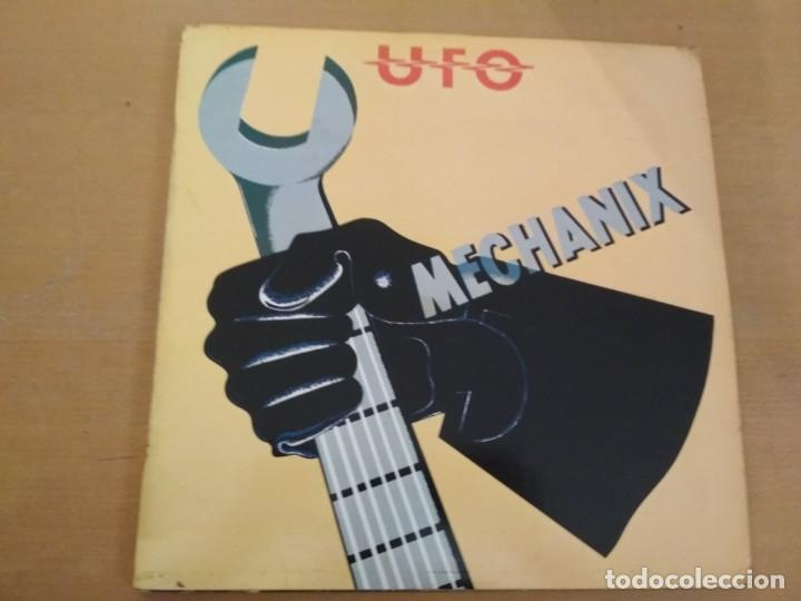 Discos de vinilo: UFO MECHANIX LP SPAIN 1982 - Foto 1 - 186093078
