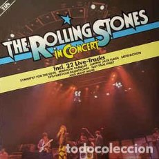 Discos de vinilo: THE ROLLING STONES – IN CONCERT . Lote 186093518
