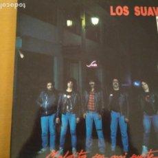 Discos de vinilo: LOS SUAVES MALDITA SEA MI SUERTE 2XLPS GATEFOLD 1991 EDIGAL CON INSERTOS. Lote 186095955