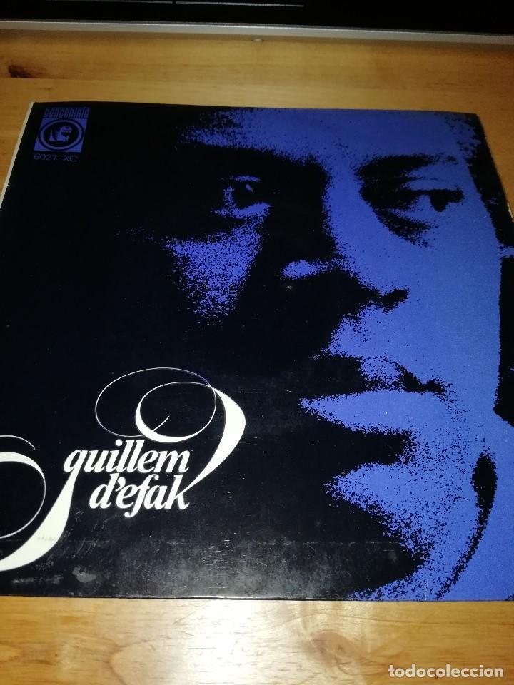 GUILLEM D'EFAK - FRANCESC BURRULL - PLORANT (CRY) - FEBRE (FEVER) +2 - CONCÈNTRIC 1965 (Música - Discos de Vinilo - EPs - Jazz, Jazz-Rock, Blues y R&B)