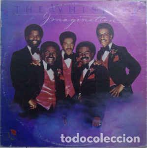 THE WHISPERS – IMAGINATION (Música - Discos - LP Vinilo - Funk, Soul y Black Music)