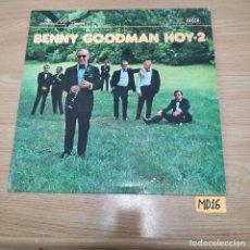 Discos de vinilo: BENNY GOODMAN. Lote 186105665