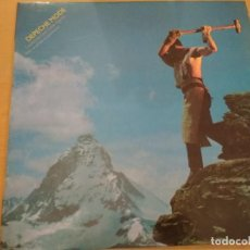 Discos de vinilo: DEPECHE MODE CONSTRUCTION TIME AGAIN LP SPAIN 1983 INSERTO. Lote 186105997
