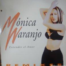 Discos de vinilo: MÓNICA NARANJO MAXI-SINGLE SELLO EPIC EDITADO EN ESPAÑA AÑO 1997. Lote 186109701