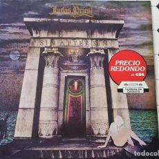 Discos de vinilo: LP-JUDAS PRIEST-PECADO TRAS PECADO-SIN AFTER SIN-1977-CBS-CBS 32005. Lote 186112120