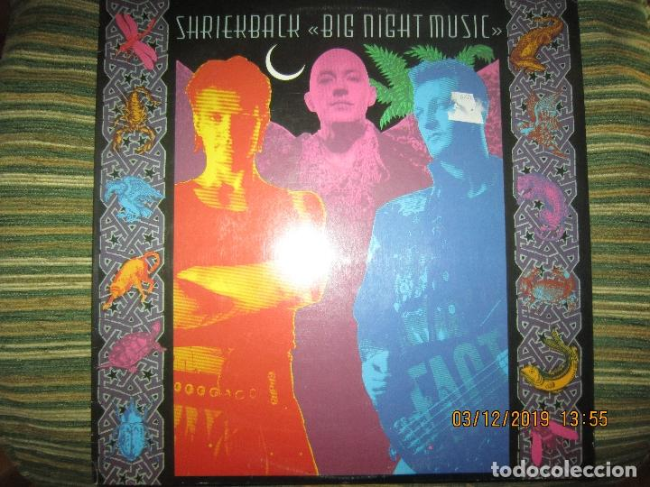 Discos de vinilo: SHRIEKBACK BIG NIGHT MUSIC LP - ORIGINAL U.S.A - ISLAND 1986 MUY NUEVO (5). CON FUNDA INT. ORIGINAL - Foto 20 - 186124690
