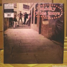 Discos de vinilo: MICKY Y LOS TONYS LP VINILÍSSIMO 2010. Lote 186131318