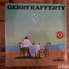 Discos de vinilo: GERRY RAFFERTY – GERRY RAFFERTY SELLO: TRANSATLANTIC RECORDS – DD-22.004 SERIE: GUIMBARDA – DD-22. Lote 186138577