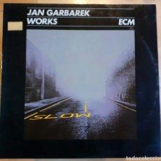 Discos de vinilo: JAN GARBAREK - WORKS (1984). Lote 186141293