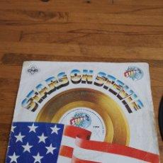 Discos de vinilo: DISCO DE VINILO DE 45RPM STARS ON 45-STARS ON STEVIE DE 1982. Lote 186141817