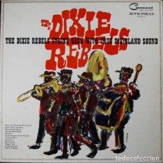 Discos de vinilo: THE DIXIE REBELS – THE DIXIE REBELS . Lote 186143848