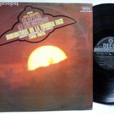 Discos de vinilo: SUITES JOHN WILLIANS. ZUBIN MEHTA. LP DECCA SLX 6885. ESPAÑA 1978. LA GUERRA DE LAS GALAXIAS.. Lote 186158373