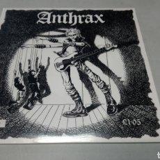 Discos de vinilo: ANTHRAX–THEY'VE GOT IT ALL WRONG. SINGLE VINILO PRECINTADO. PUNK. Lote 186165368