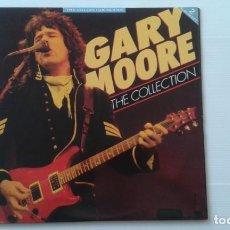 Discos de vinilo: GARY MOORE - THE COLLECTION DOBLE LP 1990 EDICION INGLESA. Lote 186173746