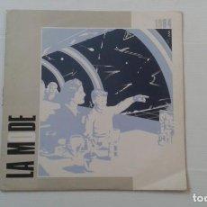 Discos de vinilo: LA MODE - 1984 LP 1984. Lote 186175465