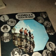 Discos de vinilo: FORMULA V - BUSCA UN AMOR - 1969 -. Lote 186178033