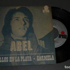 Discos de vinilo: DISCO VINILLO DE ABEL - DEL AÑO 1971. Lote 186179463