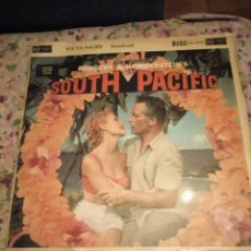 Discos de vinilo: RODGERS & HAMMERSTEIN ‎– SOUTH PACIFIC,1958. Lote 186179561