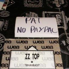 Discos de vinilo: ZZ TOP DOUBLEBACK WEA. Lote 186179571