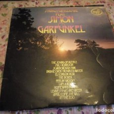 Discos de vinilo: STRINGS FOR PLEASURE ‎– PLAY MUSIC MADE FAMOUS BY SIMON & GARFUNKEL,1970. Lote 186179871