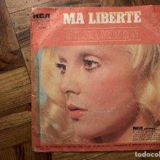 Disques de vinyle: SYLVIE VARTAN – DANSE-LA CHANTE-LA SELLO: RCA VICTOR – 42054 FORMATO: VINYL, 7 , 45 RPM, SINGLE +. Lote 186180542