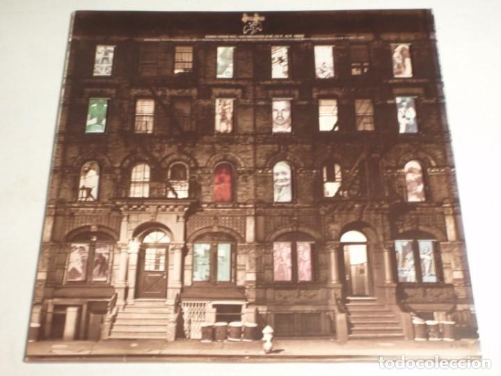 Discos de vinilo: Led Zeppelin - Physical Graffiti 1975-Japon LP Swan Song - Foto 2 - 186185483